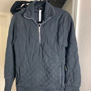 Lulu Lemon Sweater Jacket, size 2